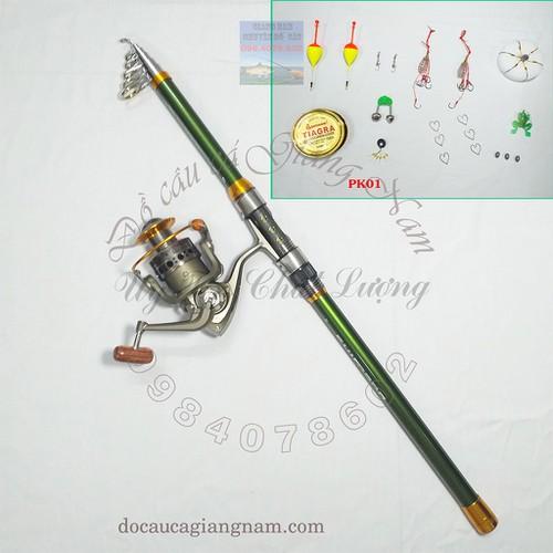 Bộ cần câu shimano Max 3 mét - Máy câu Yumoshi LC  6000 - tặng đủ phụ kiện