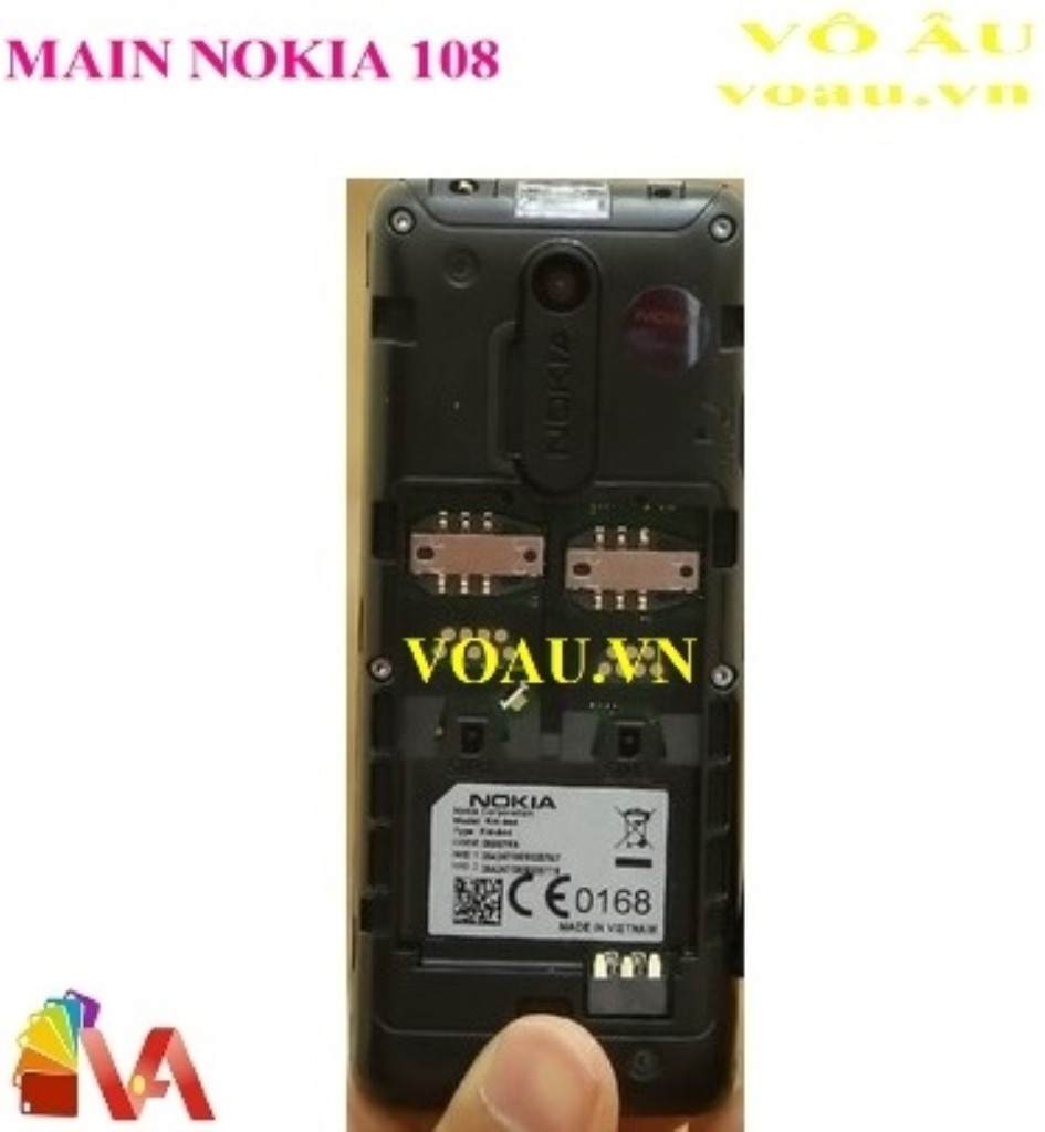 MAIN NOKIA 108 2 SIM 2 SÓNG