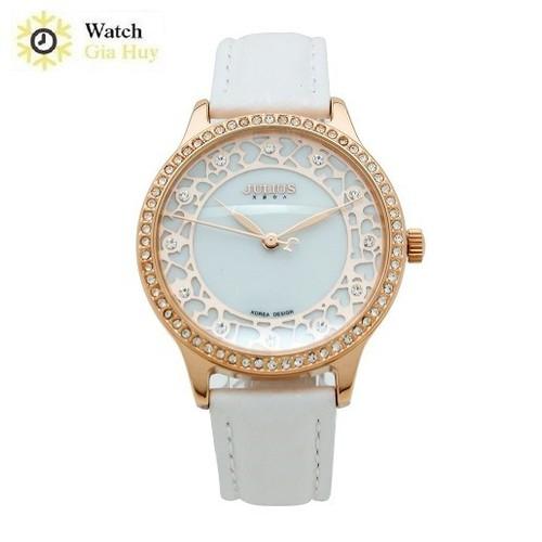 Đồng hồ nữ JULIUS  Hàn Quốc JA852 - Trắng
