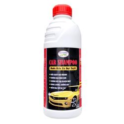 Nước rửa xe bọt tuyết chuyên dụng Car Shampoo 1L cho ô tô xe máy