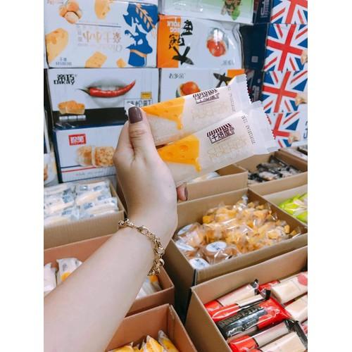 Mix 1kg bánh Đài Loan thơm ngon - 6779153 , 13479622 , 15_13479622 , 165000 , Mix-1kg-banh-Dai-Loan-thom-ngon-15_13479622 , sendo.vn , Mix 1kg bánh Đài Loan thơm ngon