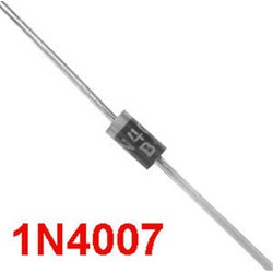 [25 CON] Diode 1N4007 1A-1000V