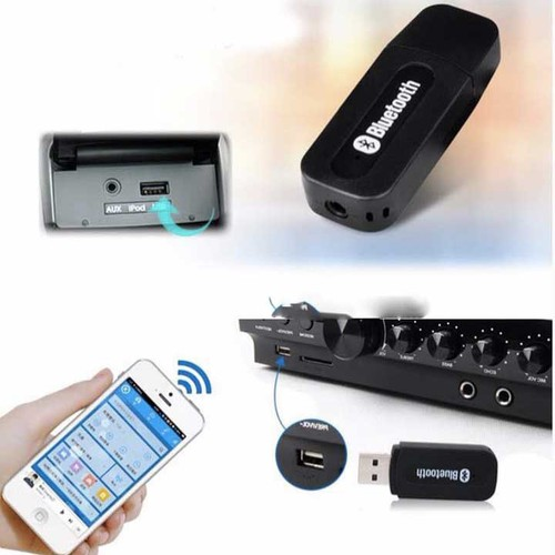 Usb hỗ trợ Bluetooth cho âm ly và loa không có Bluetooth