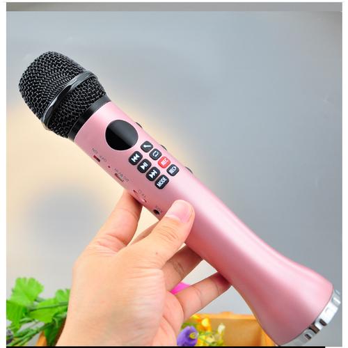 Microphone karaoke kèm loa tự sướng L-598 - 6777110 , 13477073 , 15_13477073 , 550000 , Microphone-karaoke-kem-loa-tu-suong-L-598-15_13477073 , sendo.vn , Microphone karaoke kèm loa tự sướng L-598