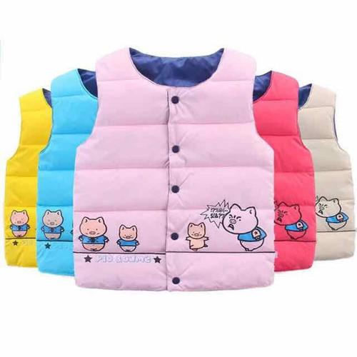 [Sale siêu sốc] áo phao gile bé trai bé gái hàng quảng châu