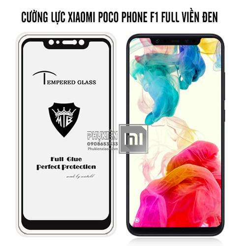 MUA 1 TẶNG 1 - Kính cường lực Xiaomi Poco Phone F1 Full viền MLETUBL - 6782491 , 13483340 , 15_13483340 , 65000 , MUA-1-TANG-1-Kinh-cuong-luc-Xiaomi-Poco-Phone-F1-Full-vien-MLETUBL-15_13483340 , sendo.vn , MUA 1 TẶNG 1 - Kính cường lực Xiaomi Poco Phone F1 Full viền MLETUBL