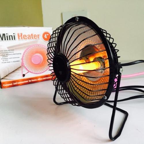 Quạt sưởi mini|Solar Heater