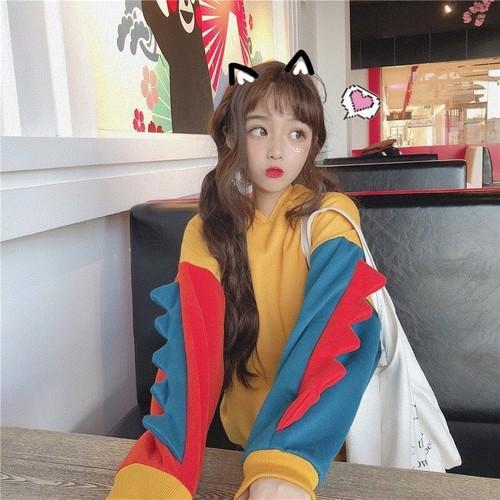 Áo hoodie áo khoác nam nữ siêu cute - 6940114 , 16910101 , 15_16910101 , 120000 , Ao-hoodie-ao-khoac-nam-nu-sieu-cute-15_16910101 , sendo.vn , Áo hoodie áo khoác nam nữ siêu cute