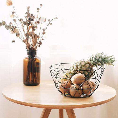 Đĩa-Đĩa đựng hoa quả-Đĩa trang trí-đĩa đựng trái cây- Giỏ đựng trái cây