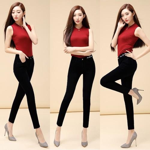 Quần jean nữ có size đại - 6788761 , 13491557 , 15_13491557 , 290000 , Quan-jean-nu-co-size-dai-15_13491557 , sendo.vn , Quần jean nữ có size đại