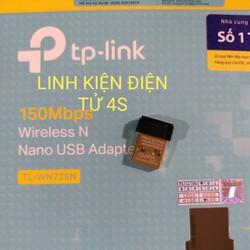 USB thu wifi TPLink NANO TL-WN725N - TPLink -WN725N