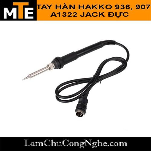 Tay Hàn HAKKO 936, 907 A1322 - Jack Đực