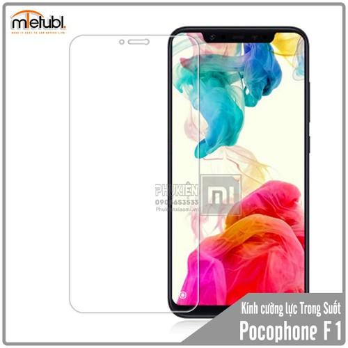 MUA 1 TẶNG 1 - Kính cường lực Xiaomi Poco Phone F1 - Trong Suốt hở viền không Full - 6782143 , 13482985 , 15_13482985 , 40000 , MUA-1-TANG-1-Kinh-cuong-luc-Xiaomi-Poco-Phone-F1-Trong-Suot-ho-vien-khong-Full-15_13482985 , sendo.vn , MUA 1 TẶNG 1 - Kính cường lực Xiaomi Poco Phone F1 - Trong Suốt hở viền không Full
