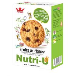 Bánh Ăn Kiêng Nutri-U Fruits & Honey