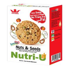 Bánh Ăn Kiêng Nutri - U Nut & Seeds 160gr