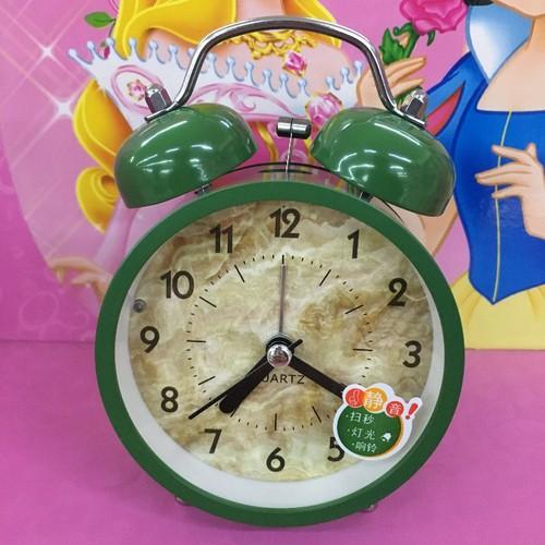 Đồng hồ tròn xanh lá 035186