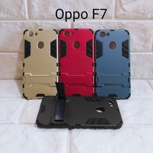 Ốp lưng Oppo F7 chống sốc Iron Man