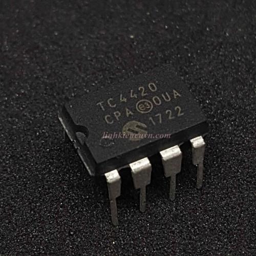TC4420 DIP-8