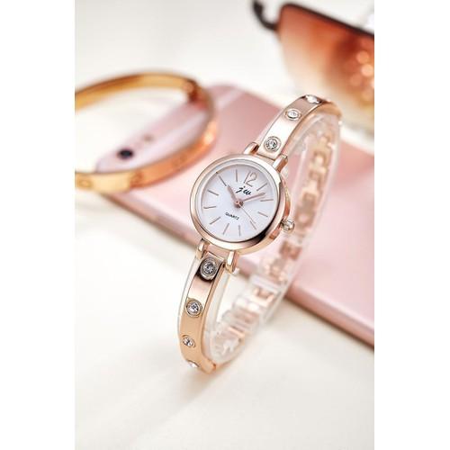 Đồng hồ nữ Hàn Quốc dây vàng đính đá cực đẹp SD-BW-VO3888_520520 7