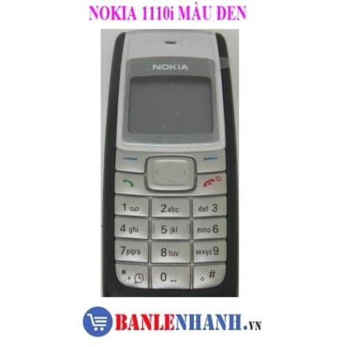 ĐIỆN THOẠI NOKIA 1110I MÀU ĐEN CHÍNH HÃNG ĐẦY ĐỦ PIN SẠC