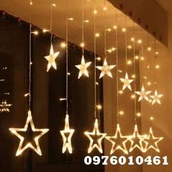 FreeShip-đèn nháy ngôi sao-đèn trang trí-đèn chớp-đèn trang trí-noel-tết