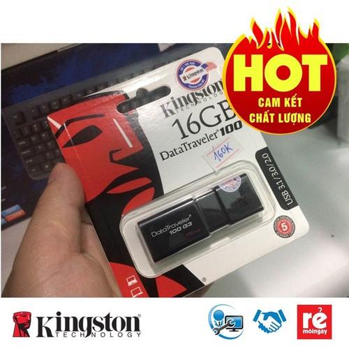 USB Kingston. 16G - USB Kingston. 16G chính hãng bảo hàng 36 tháng