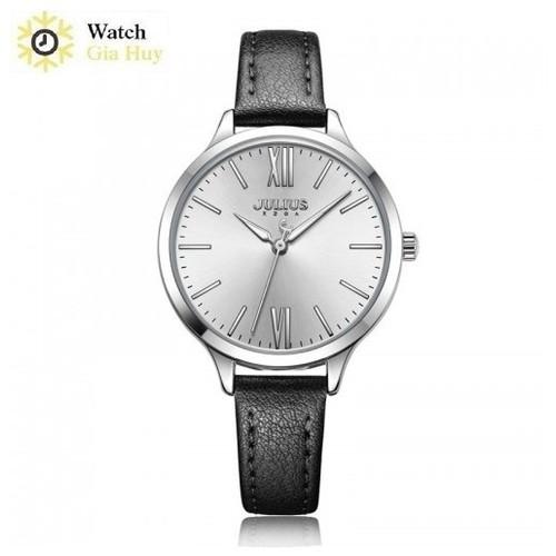 Đồng hồ nữ JULIUS  Hàn Quốc JA1125 - Đen