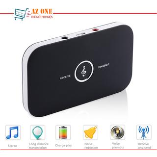 Thiết bị thu phát nhạc không dây Bluetooth B6 - BL B6 thumbnail