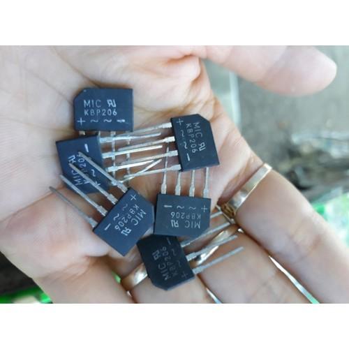 10c diot cầu 2A