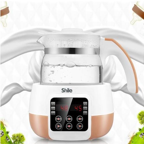 Máy pha sữa tự động kiêm hâm sữa Shile 1000W