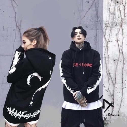 Áo hoodie nam đẹp, hoodie in chữ