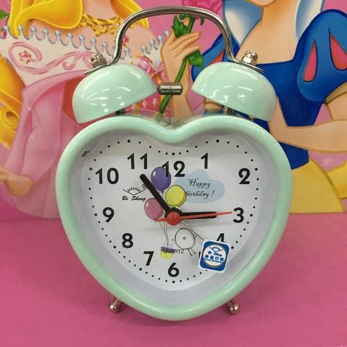Đồng hồ trái tim  xanh 034889