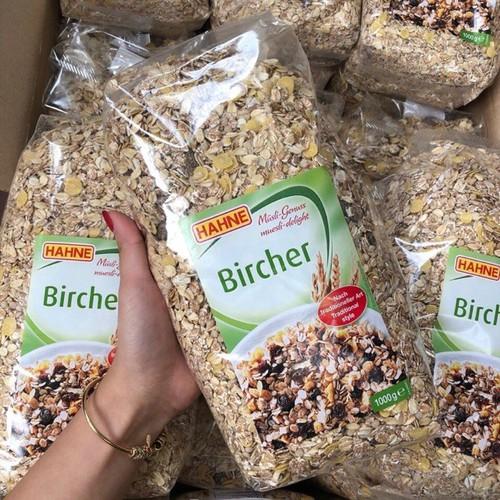 Ngũ cốc Hahne Birche Muesli 1 kg