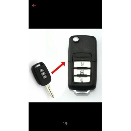 vỏ chìa khóa gập  Chevrolet captiva cao cấp - 6801357 , 13507456 , 15_13507456 , 410000 , vo-chia-khoa-gap-Chevrolet-captiva-cao-cap-15_13507456 , sendo.vn , vỏ chìa khóa gập  Chevrolet captiva cao cấp