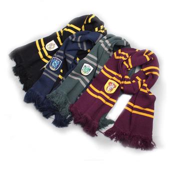 Gifthaus Khăn Quàng Harry Potter Gryffindorslytherinhufflepuff