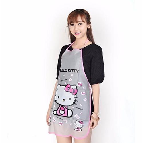 Combo 4 Tạp Dề Chống Thấm Hello Kitty
