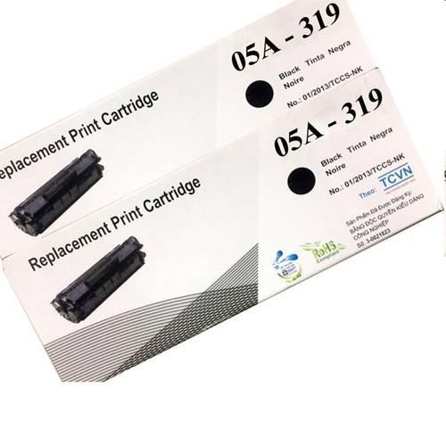Hộp mực in 05A-Máy in HP 2035-2055-Canon LBP6650-6650DN-6680X