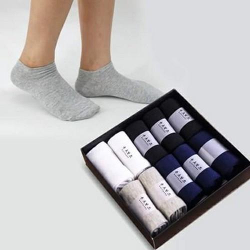 Hộp 10 đôi tất chống thối nam cổ thấp - 10930890 , 13555121 , 15_13555121 , 119000 , Hop-10-doi-tat-chong-thoi-nam-co-thap-15_13555121 , sendo.vn , Hộp 10 đôi tất chống thối nam cổ thấp