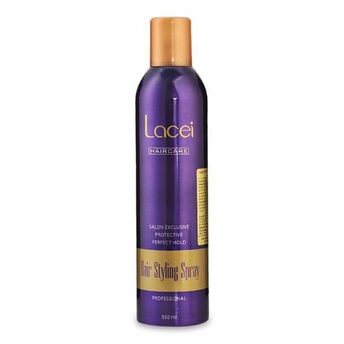 Keo tạo kiểu tóc mềm Lacei Hair Styling Spray 350ml