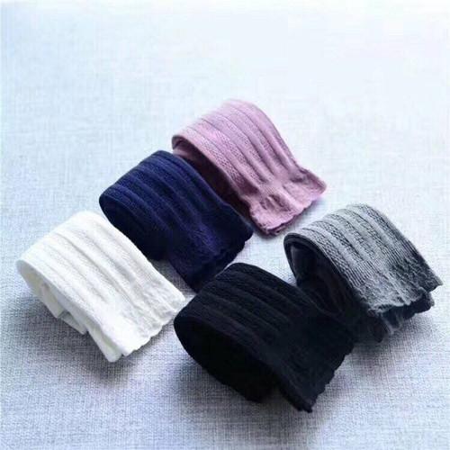 Quần tất len không bàn cho bé gái - 5 mầu - chọn đúng size và phân loại màu