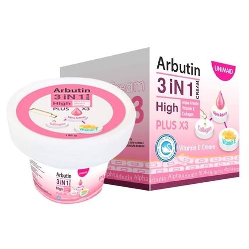 Kem Dưỡng Trắng Da  Alpha Arbutin 3 in 1 - Chuẩn Thái Lan