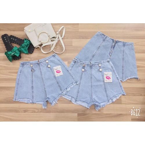 Quần short jean nữ nhẹ nhàng - 6810756 , 13518712 , 15_13518712 , 125000 , Quan-short-jean-nu-nhe-nhang-15_13518712 , sendo.vn , Quần short jean nữ nhẹ nhàng