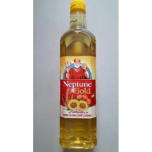 dầu ăn Neptune Gold 1 lít - 6809681 , 13517674 , 15_13517674 , 43000 , dau-an-Neptune-Gold-1-lit-15_13517674 , sendo.vn , dầu ăn Neptune Gold 1 lít