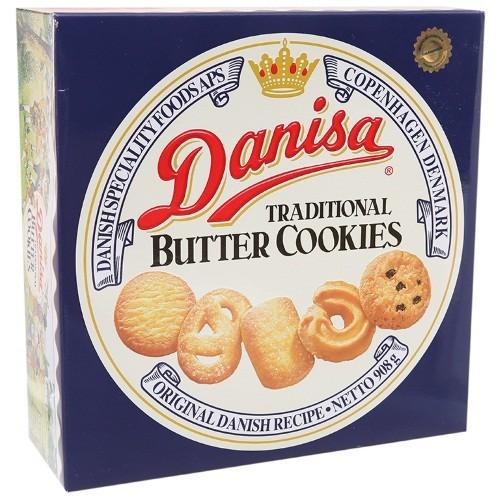 Bánh quy ngọt Danisa bơ sữa 908g