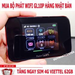 Cục phát wifi tốt nhất GL10P của Nhật Bản- BẠN NÊN MUA NGAY-CÓ QUÀ TRAO TAY