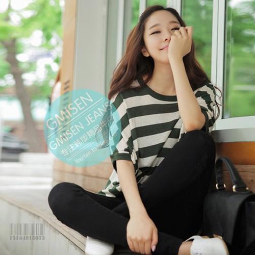 quần jean phong cách Hàn có size lớn