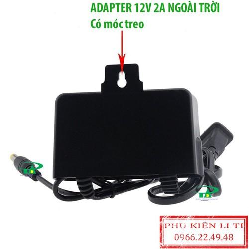 Adapter camera 12v 2a| nguon camera 12v 2ampe