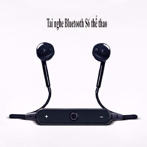 Tai nghe bluetooth không dây thể thao S6 tặng thẻ ATM ĐA NĂNG
