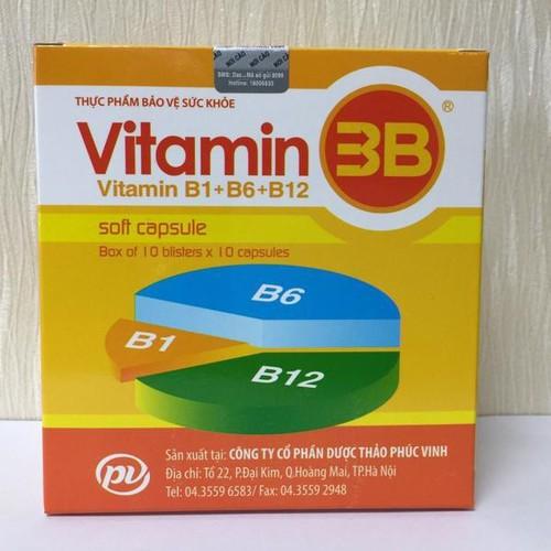 Vitamin 3B phúc vinh