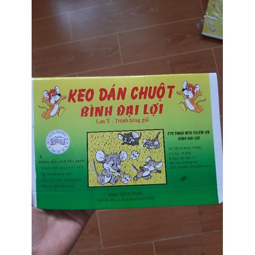 Combo 10 miếng keo dán chuột loại tốt BÌNH ĐẠI LỢI - 6804697 , 13512179 , 15_13512179 , 44000 , Combo-10-mieng-keo-dan-chuot-loai-tot-BINH-DAI-LOI-15_13512179 , sendo.vn , Combo 10 miếng keo dán chuột loại tốt BÌNH ĐẠI LỢI